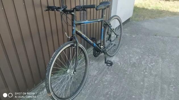 """Rower kolarzówka rama 19"""" koła 28"""""""