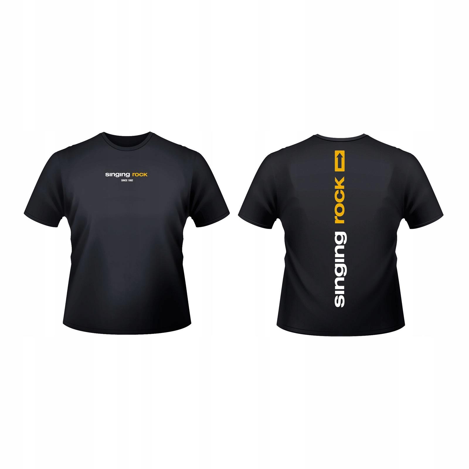 Koszulka męska Singing Rock BACKBONE ARROW XL