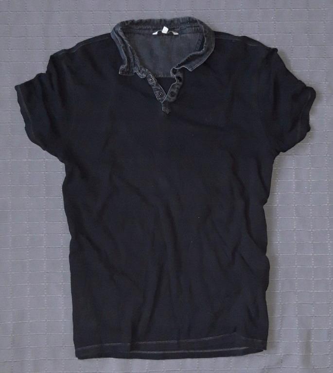 Calvin Klein t-shirt polo męski r. XL