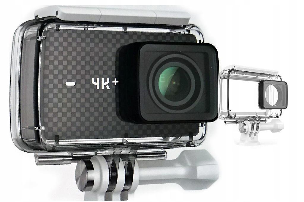 Kamera YI Technology 4K+ wodoodporna sportowa KIT