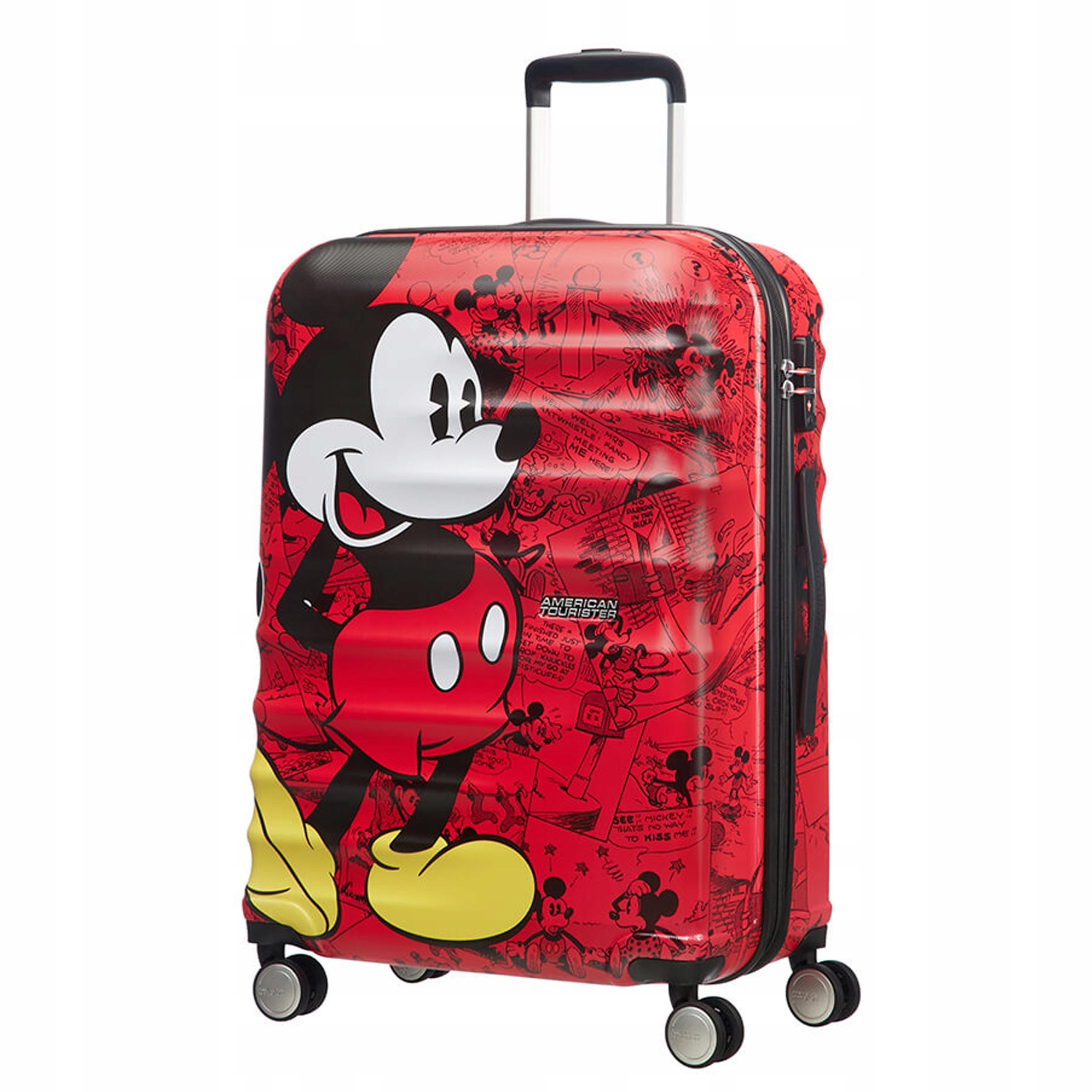 d5775d285cf69 Walizka AMERICAN TOURISTER Disney wyprzedaż30% - 7714737480 ...