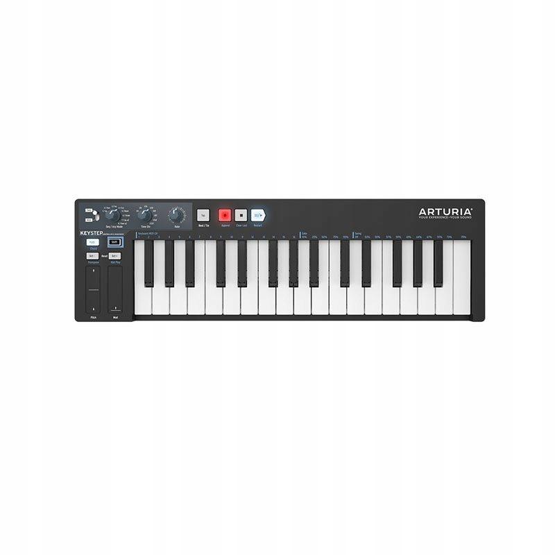 ARTURIA KEYSTEP BLACK EDITION - KONTROLER MIDI