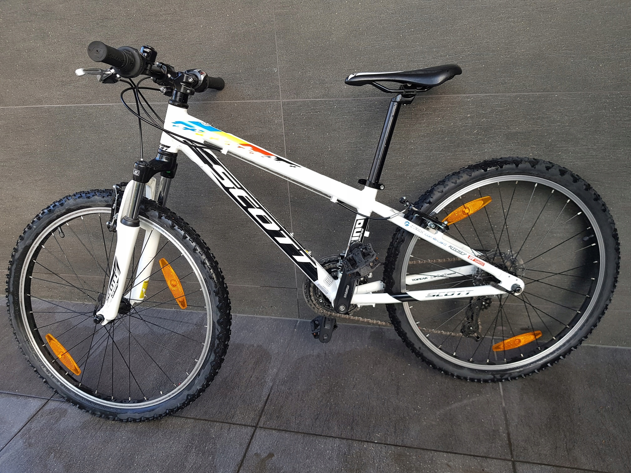 Ładny Rower MTB SCOTT Scale JR 24