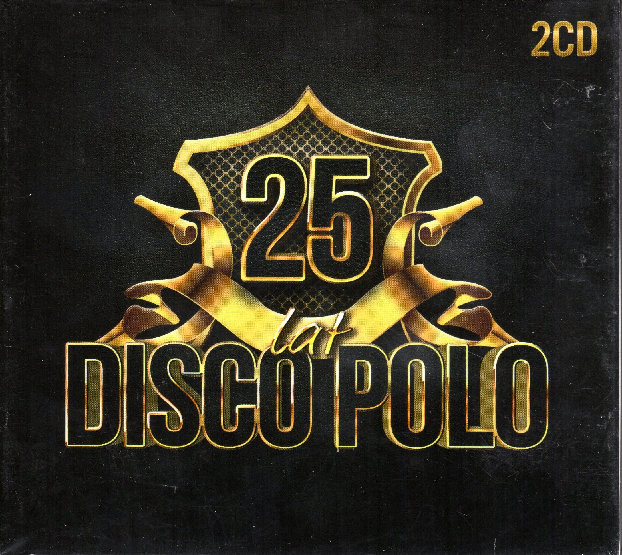 25 LAT DISCO POLO 1 & 2 4 CD