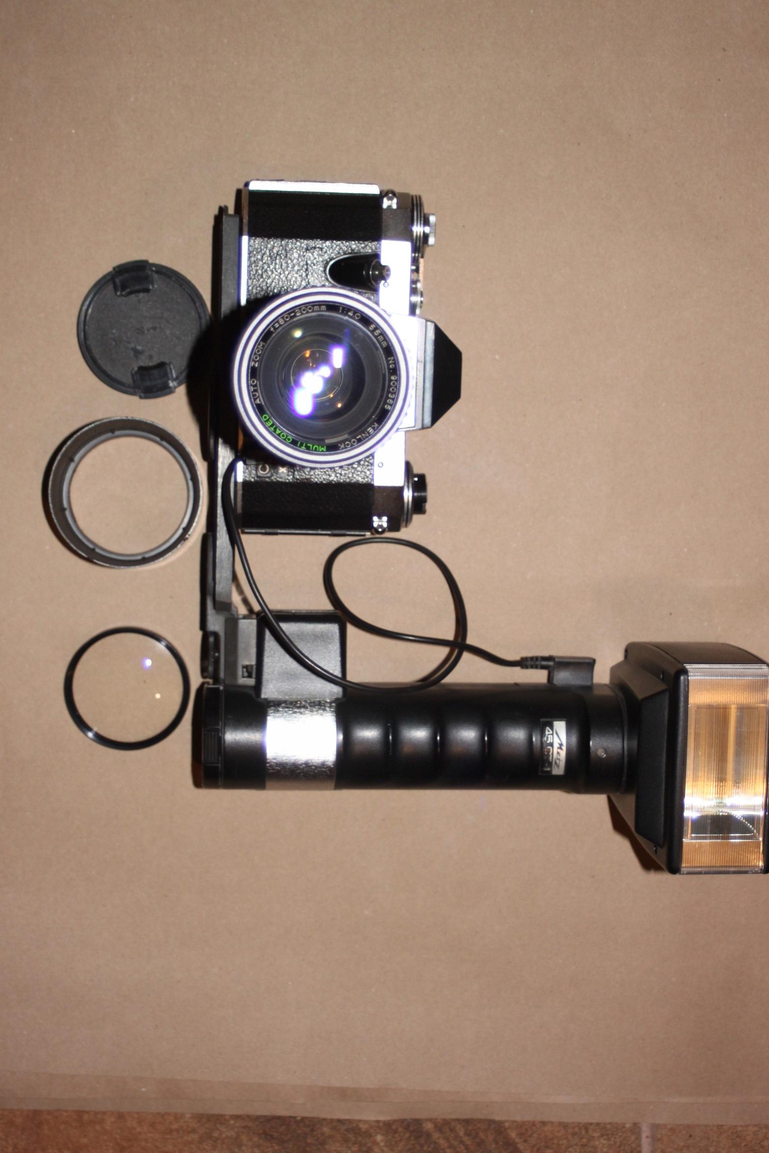 APARAT PENTAFLEX SL KENLOCK 1:4 F=80-200MM