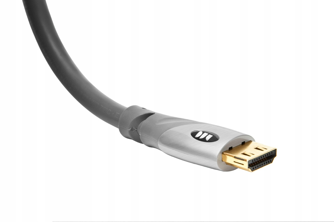 Przewód MONSTER HDMI GOLD | 1,5m | UltraHD | ARC |