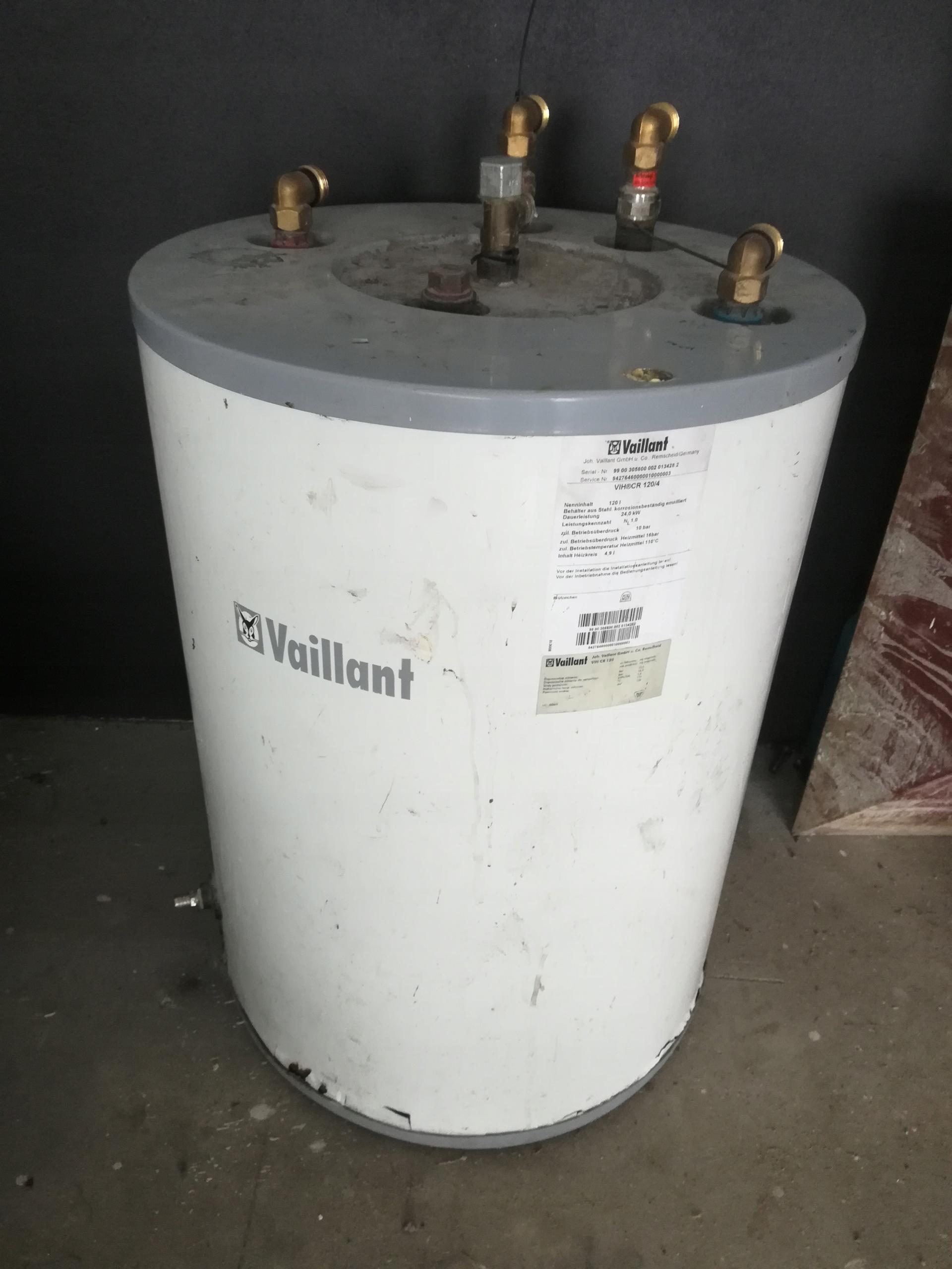Bojler Vaillant 120 litrów