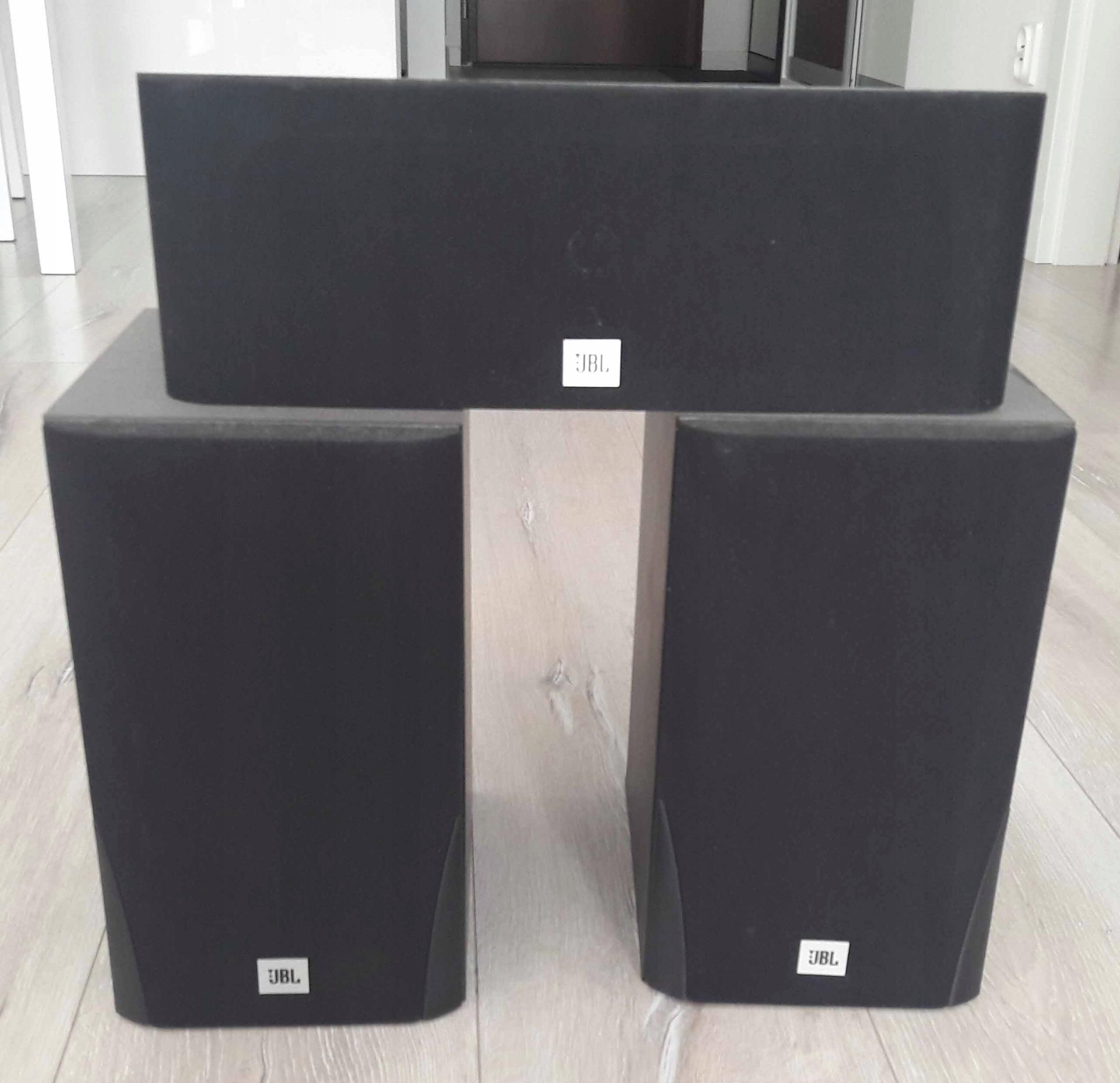 Zestaw 3 głośników JBL TLX103, 2x TLX200