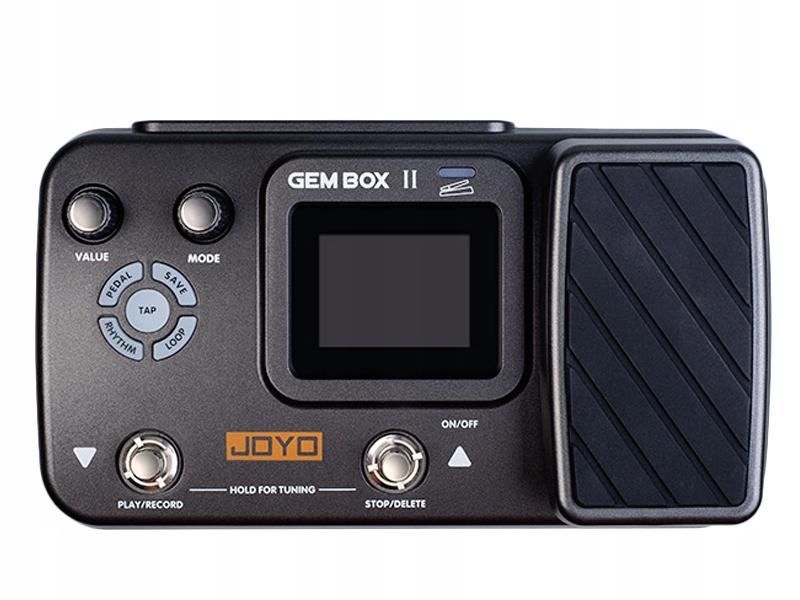 JOYO GEM Box II Guitar Multi FX Processor