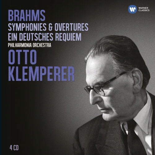 CD Brahms, J. - Orchestral Music.. -Ltd- Otto Klem