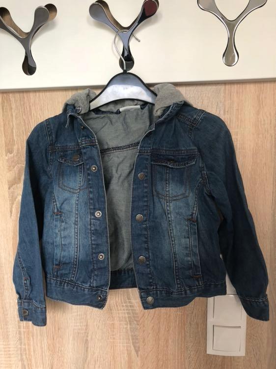 Katana, kurtka jeansowa Coccodrillo 116