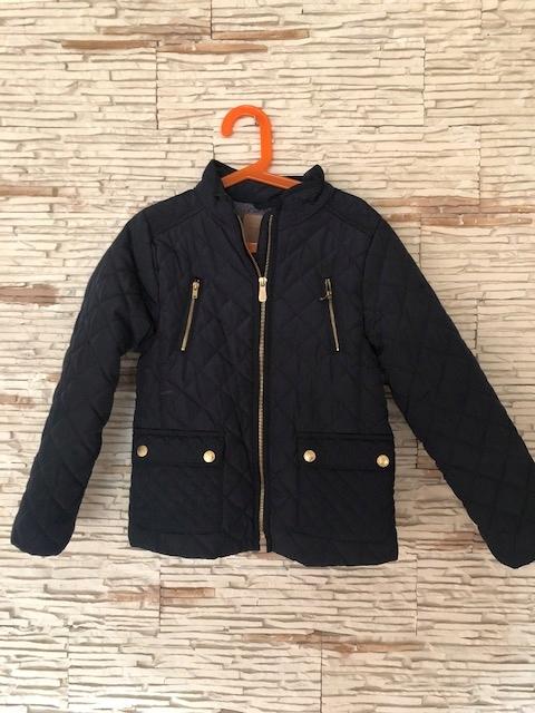 ZARA kurtka pikowana rozmiar 128