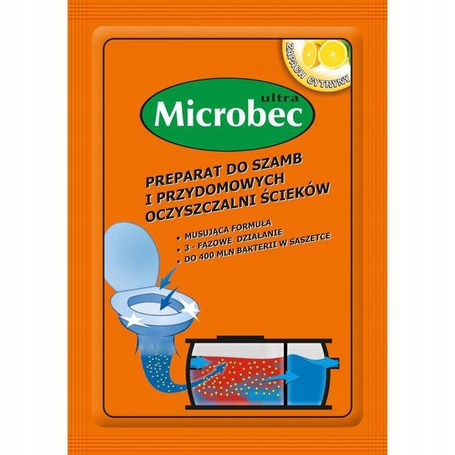 MICROBEC ULTRA PREPARAT DO SZAMB saszetka 25 g