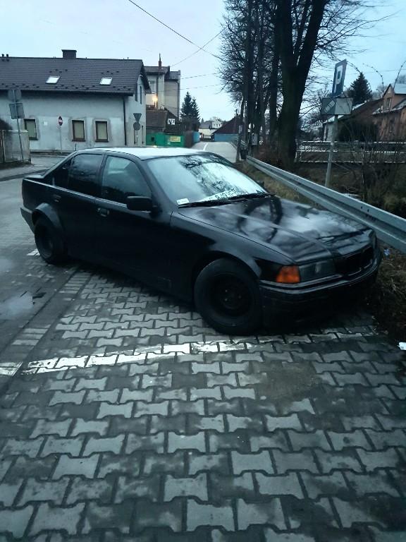 Wszystkie nowe BMW E36 318i lpg szeroka stal mts kubły 4.44 - 7296108571 WV68