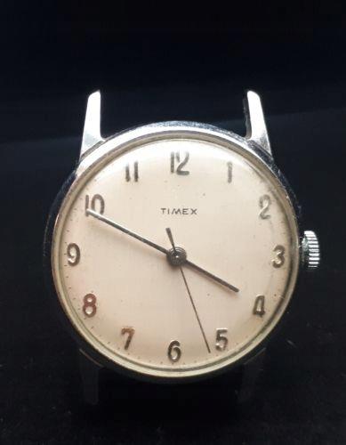 Stary Timex Mercury z 1965 r oldschool vintage