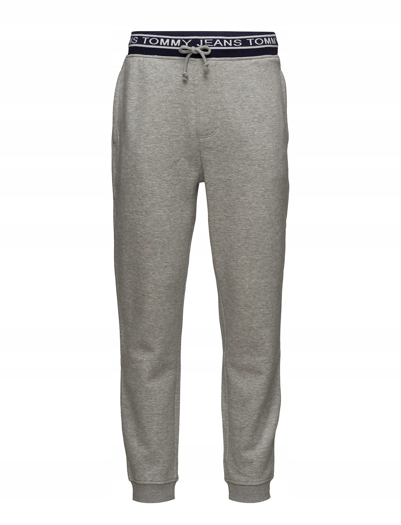 Tommy Jeans spodnie dresowe męskie r. S