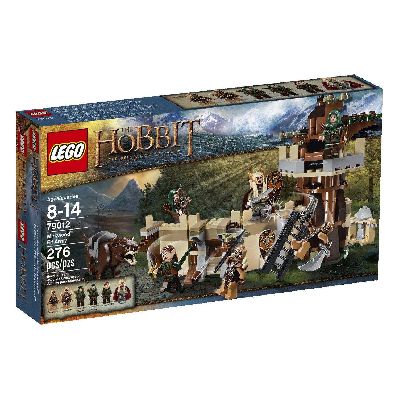 Lego Władca Pierścieni 79012 Mirkwood Elf Army 7095922642