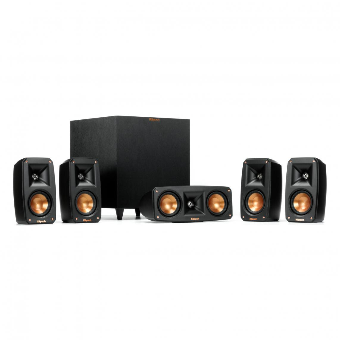 Klipsch Reference Theater Pack - zestaw kina 5.1