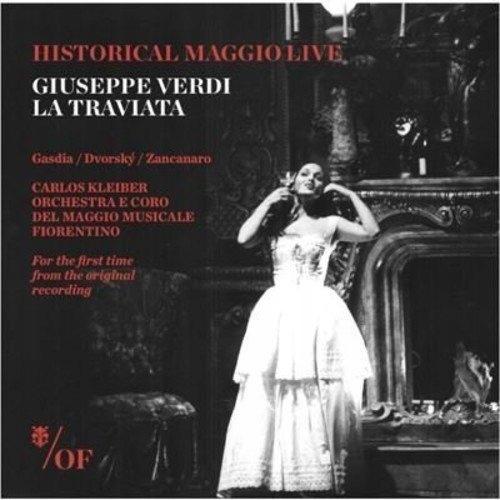 CD Verdi, G. - La Traviata Carlos Kleiber/Dvorsky/
