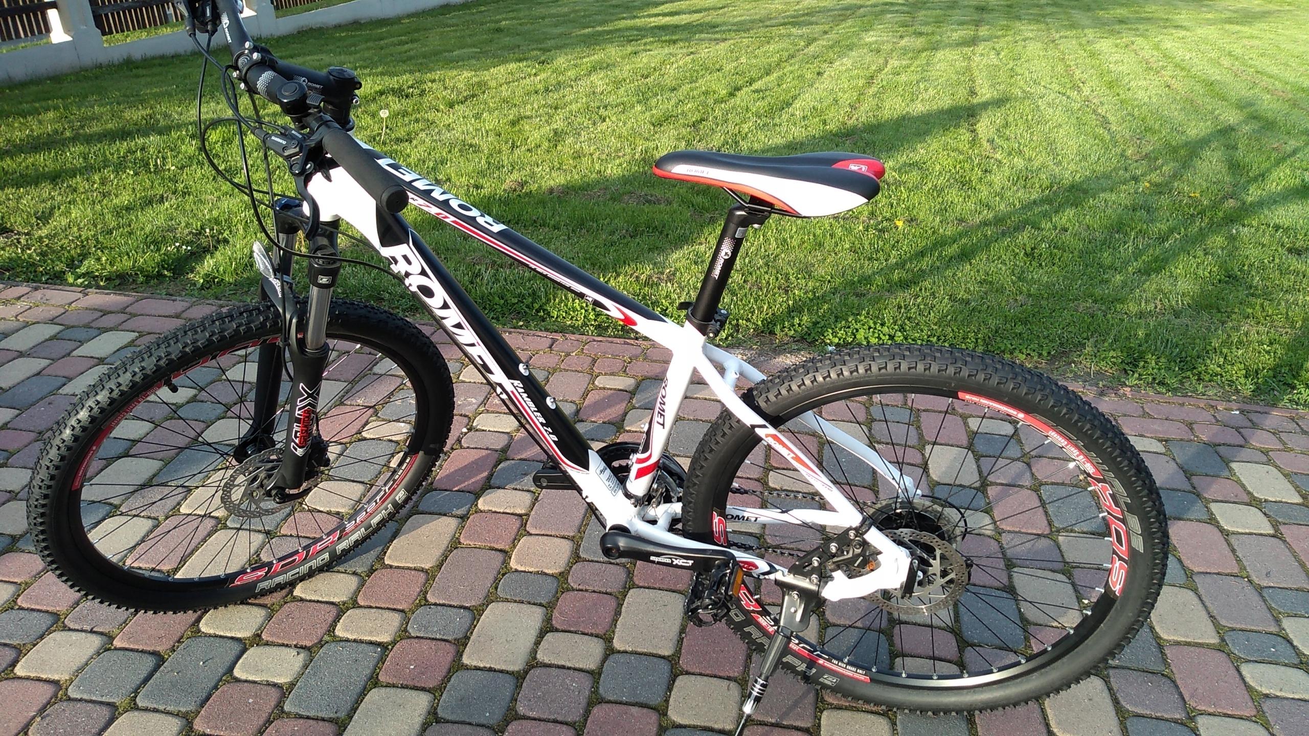 rower Romet Rambler 7.0 MTB 16' TANIEJ