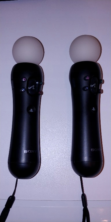Kontrolery Playstation Move
