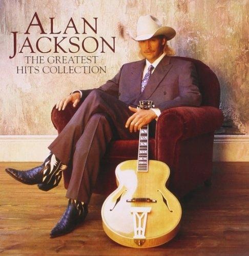 CD Jackson, Alan - Greatest Hits Collection