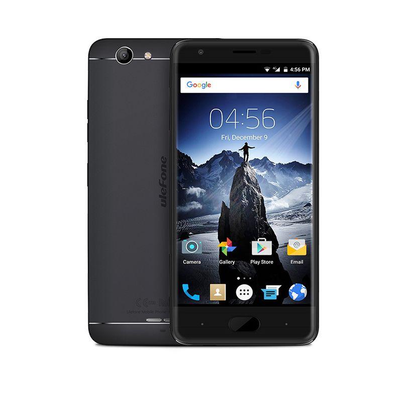 Ulefone U008 Pro Dual LTE 2/16GB Black