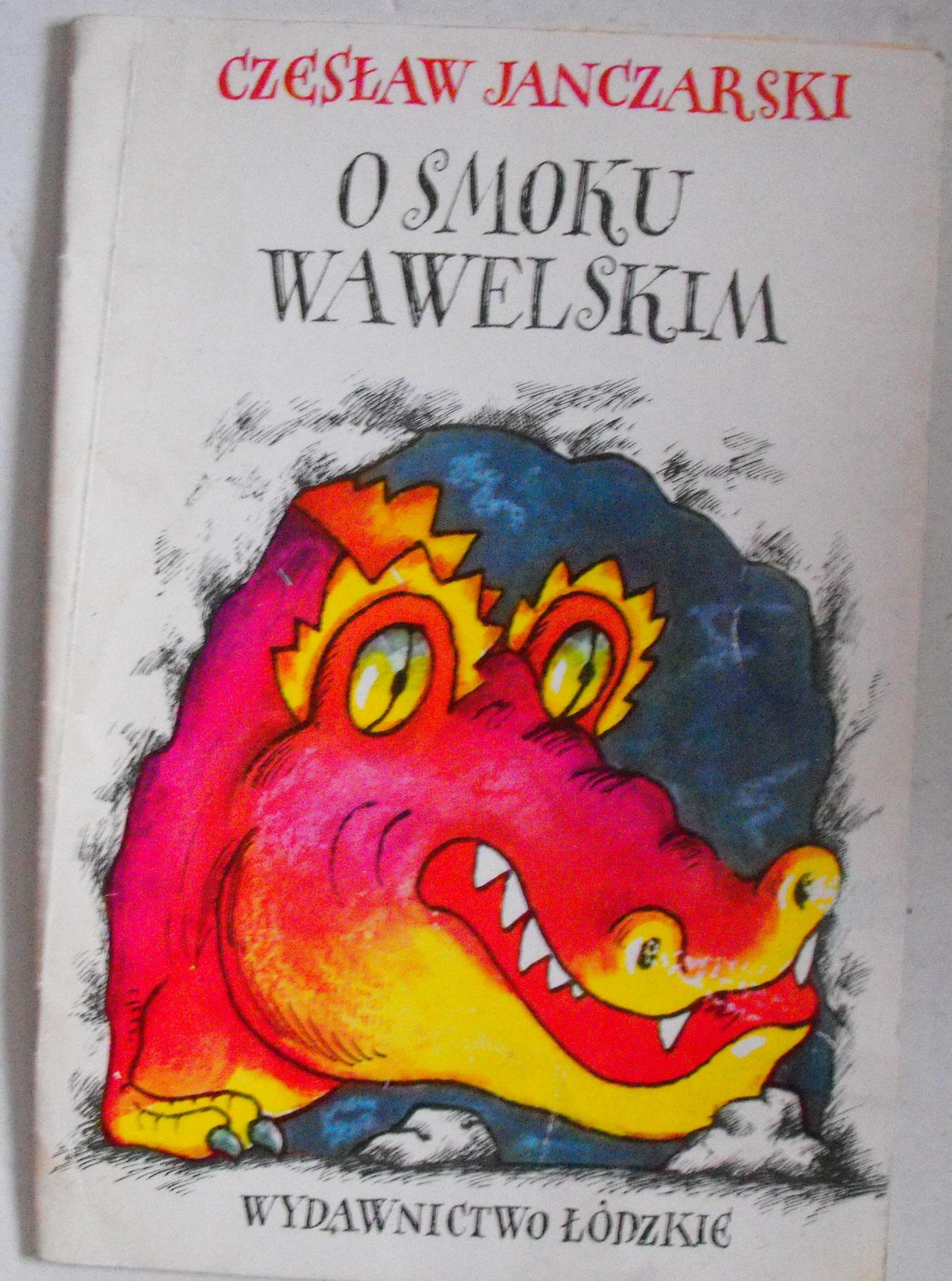 O Smoku Wawelskim Czesław Janczarski 7228690259