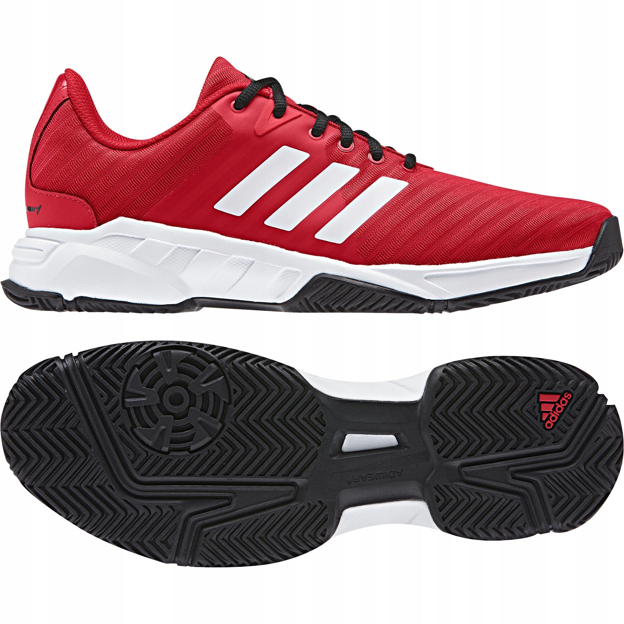 buty męskie adidas Barricade r 42 2/3 AH2080 tenis