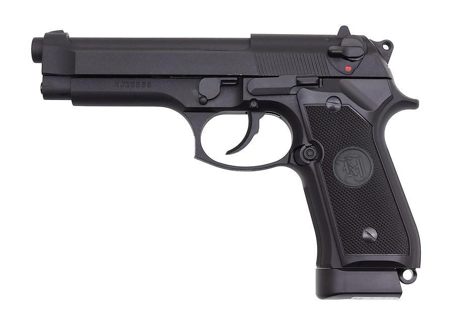 KJW - Wiatrówka Beretta M9 - Full Metal, Blow-Back
