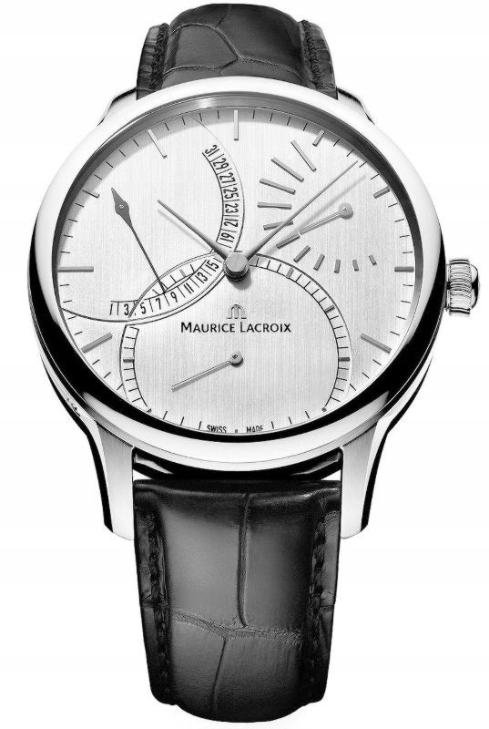 Maurice Lacroix Masterpiece Retrograde -51%