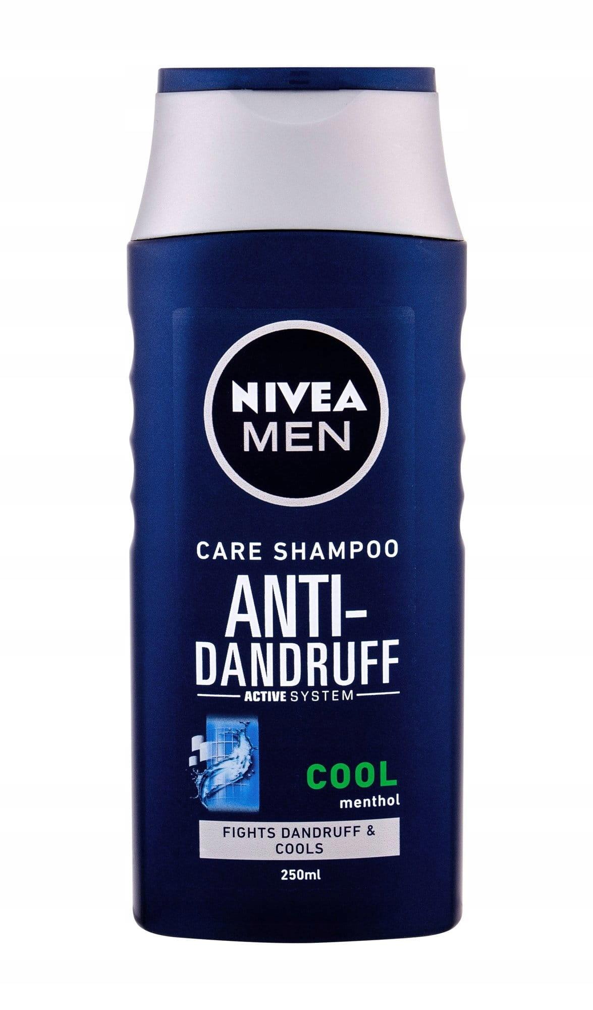Nivea Men Anti-dandruff Cool Szampon 250ml