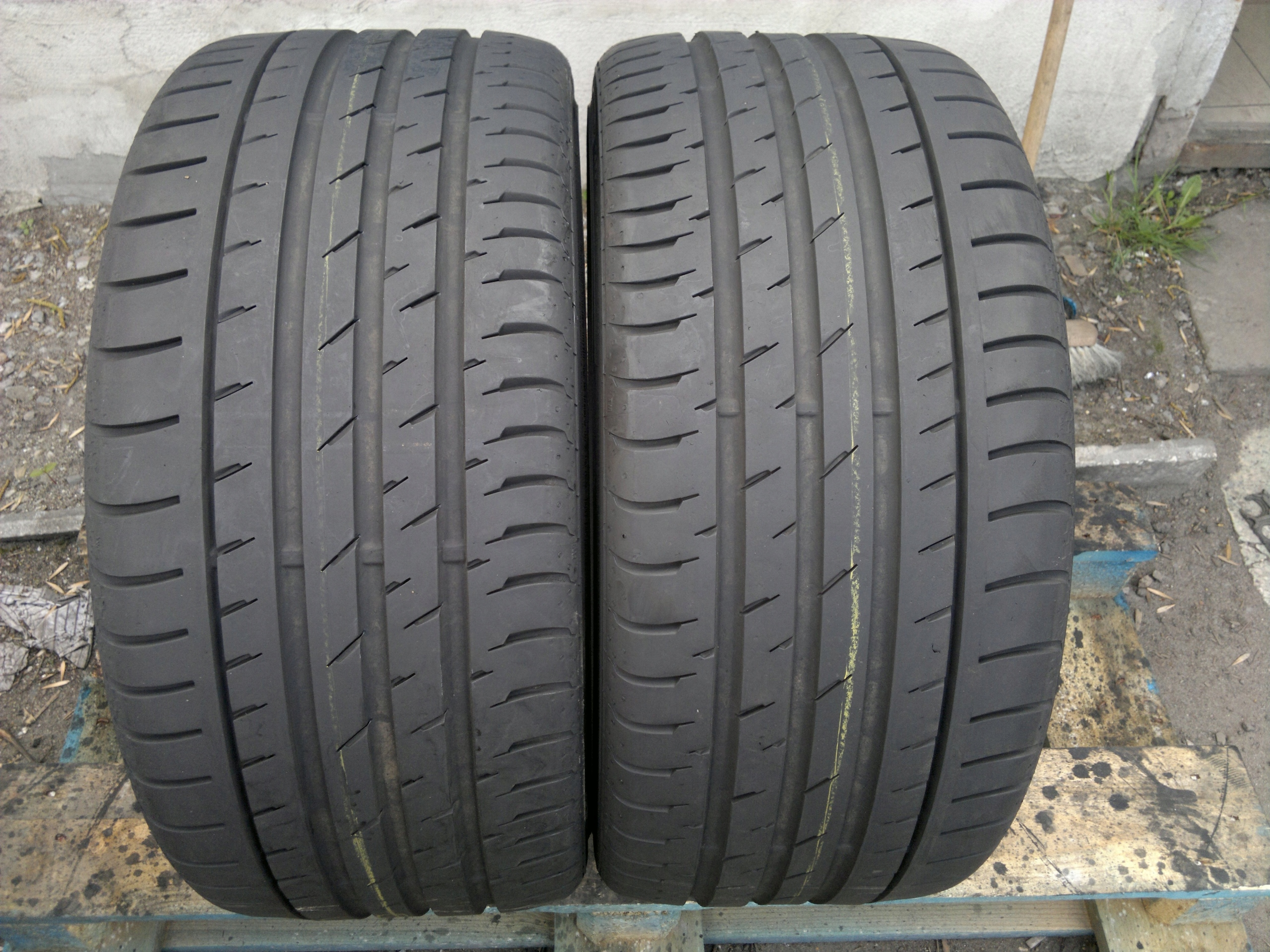 265/30R20 265/30/20 CONTINENTAL SPORT CONTACT 3