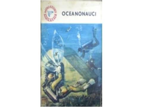Oceanonauci ludzie głębin - Andrzej Urbańczyk