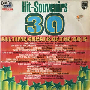 Hit-Souvenirs - 30 All Time Greats Of The '60's