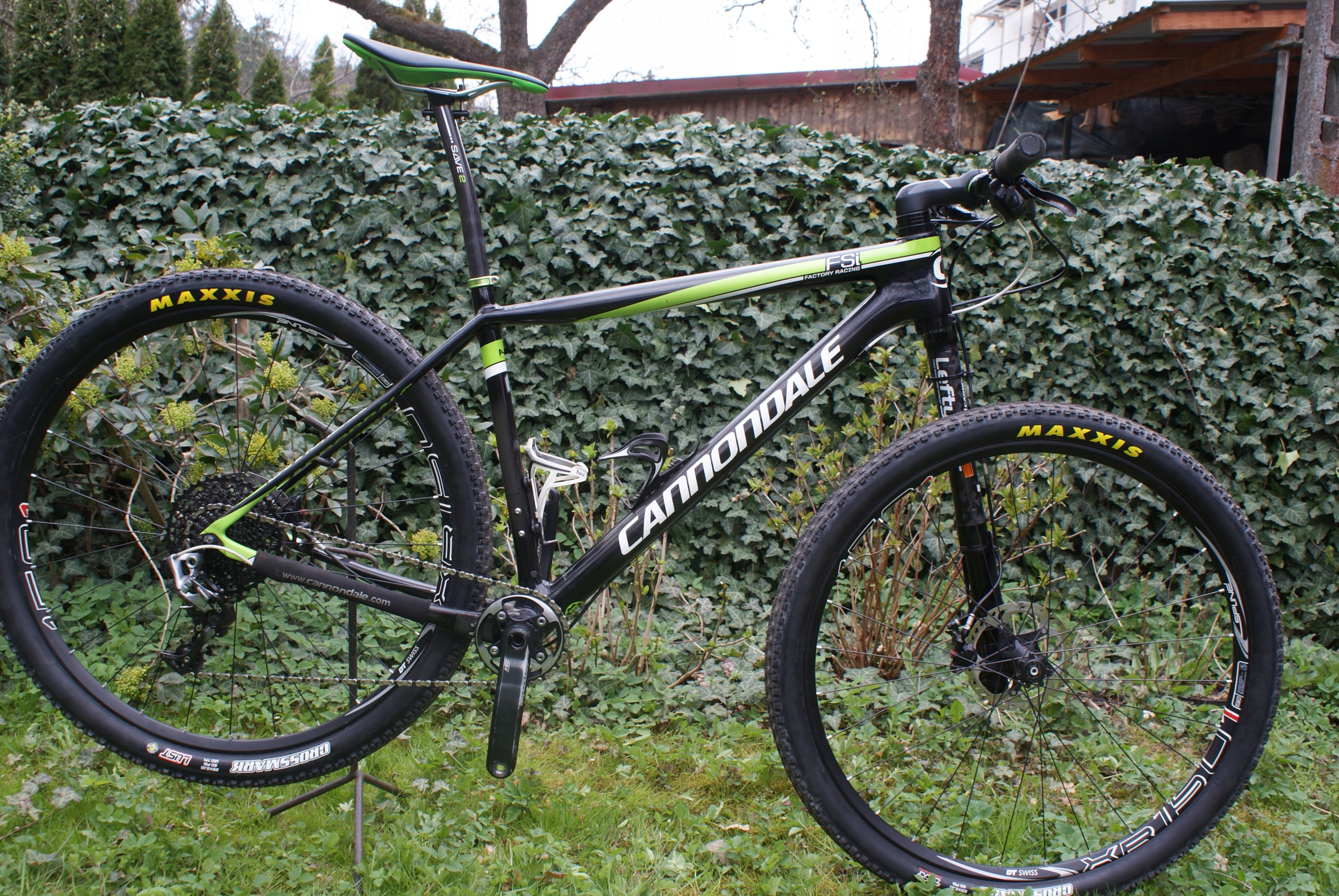 """CANNONDALE F-SI Team Carbon XX1 DTSwiss 29"""""""