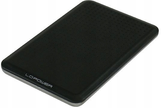 OBUDOWA 2,5'' LC-25BU3 USB 3.0 SATA-600 BLACK