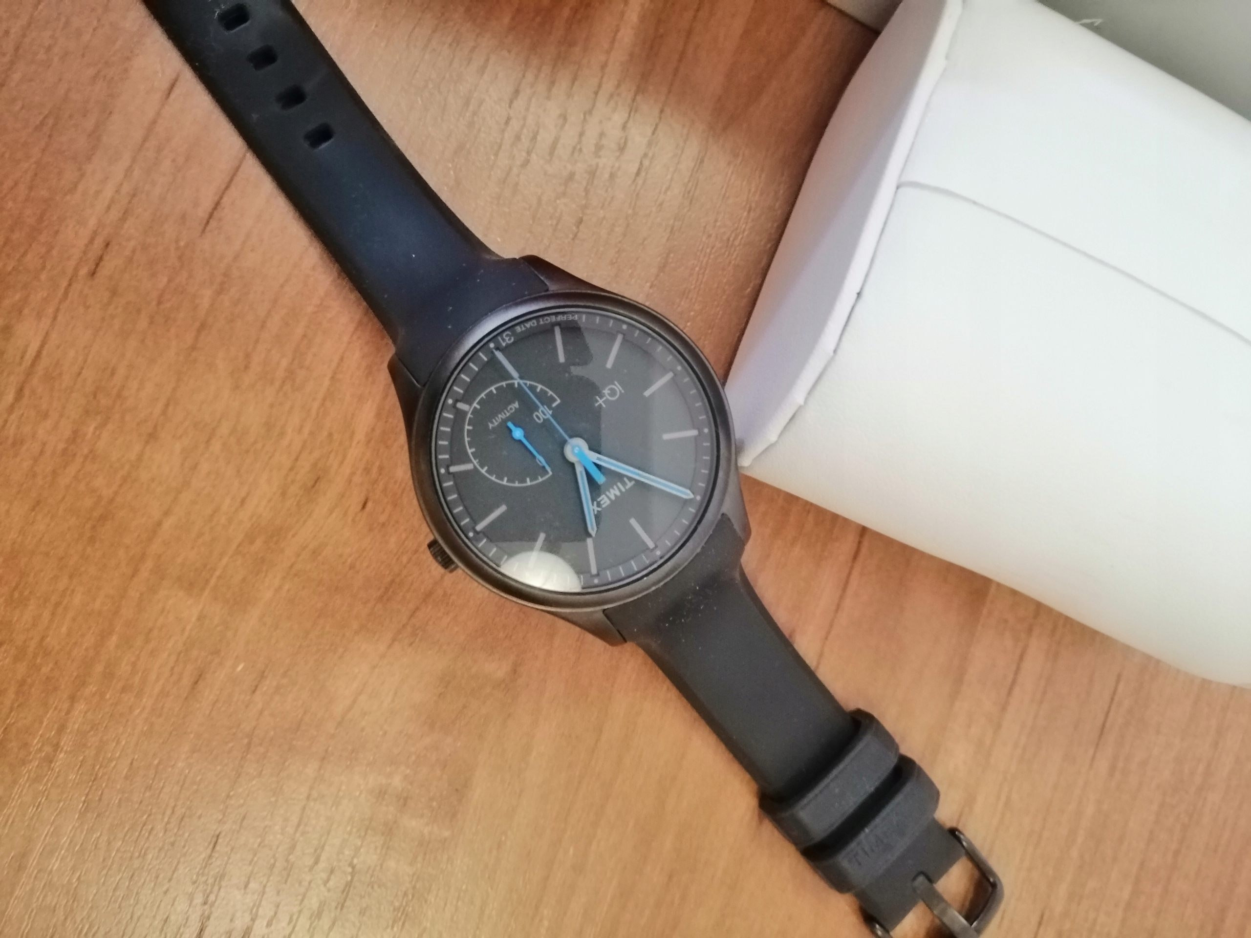 Zegarek Timex IQ+ Move Smartwatch TW2P94900