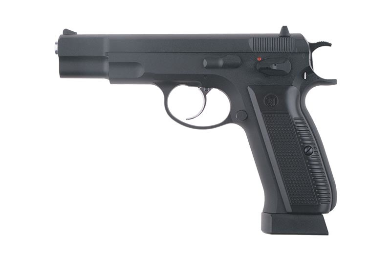 Pistolet wiatrówka KP-09 CO2 - 4.5mm