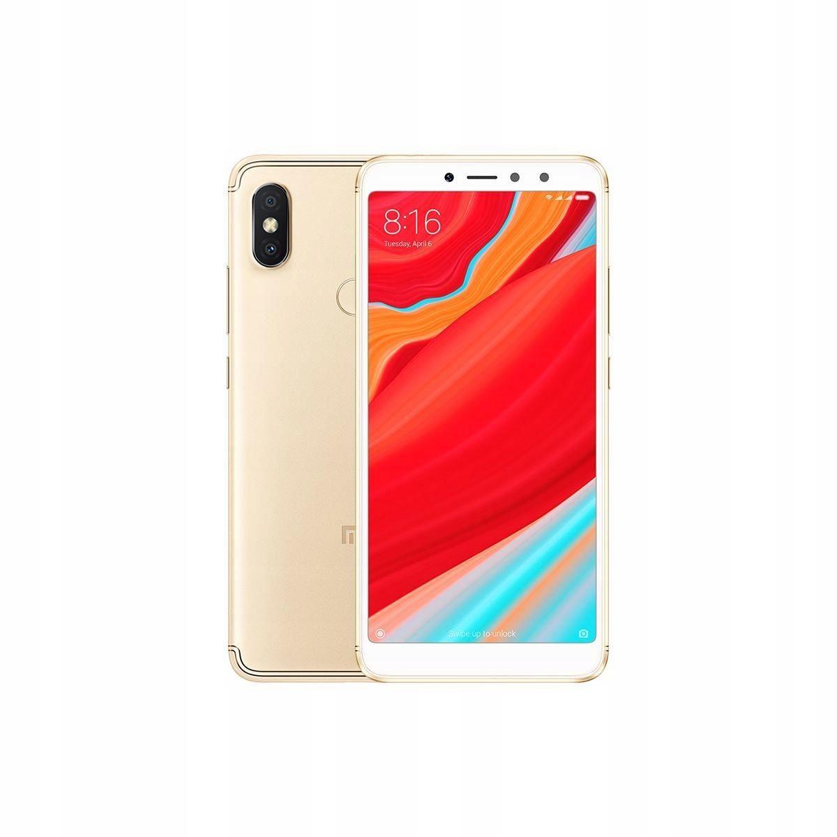 "Xiaomi Redmi S2 Gold 5,99"" 32 GB Dual Sim"