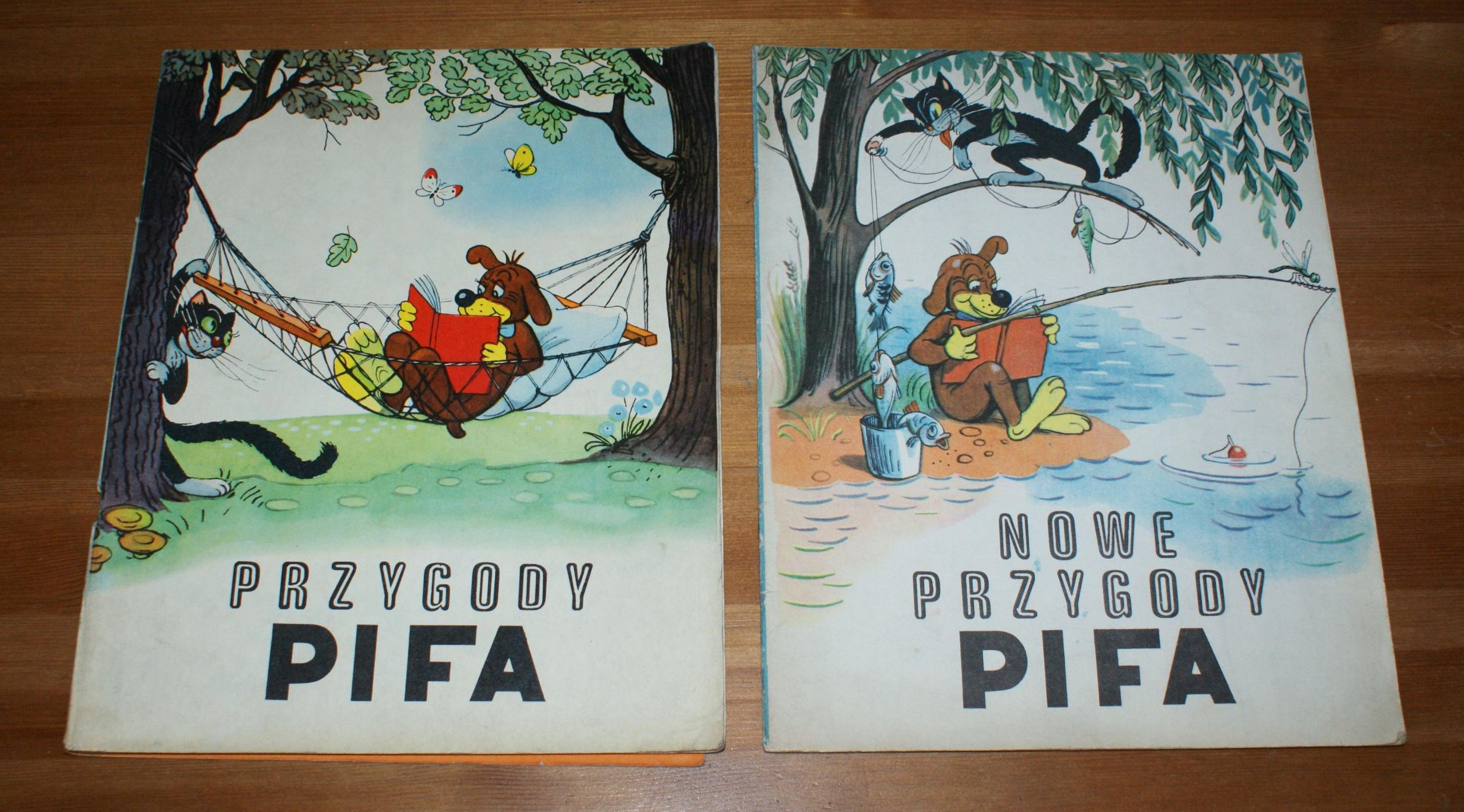 SUTIEJEW - PRZYGODY PIFA + NOWE PRZYGODY PIFA - 7797716959