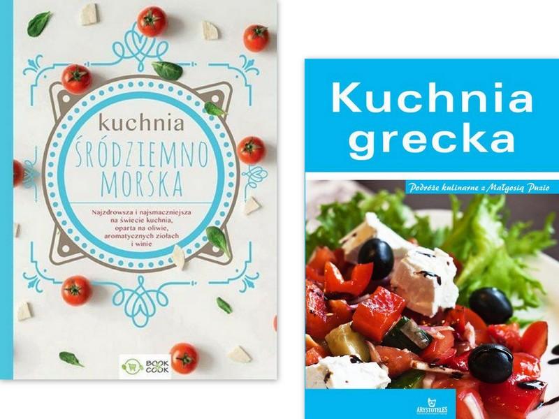 Kuchnia śródziemnomorska Kuchnia Grecka Podróże