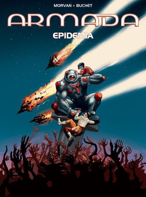 ARMADA TOM 18 EPIDEMIA komiks EGMONT