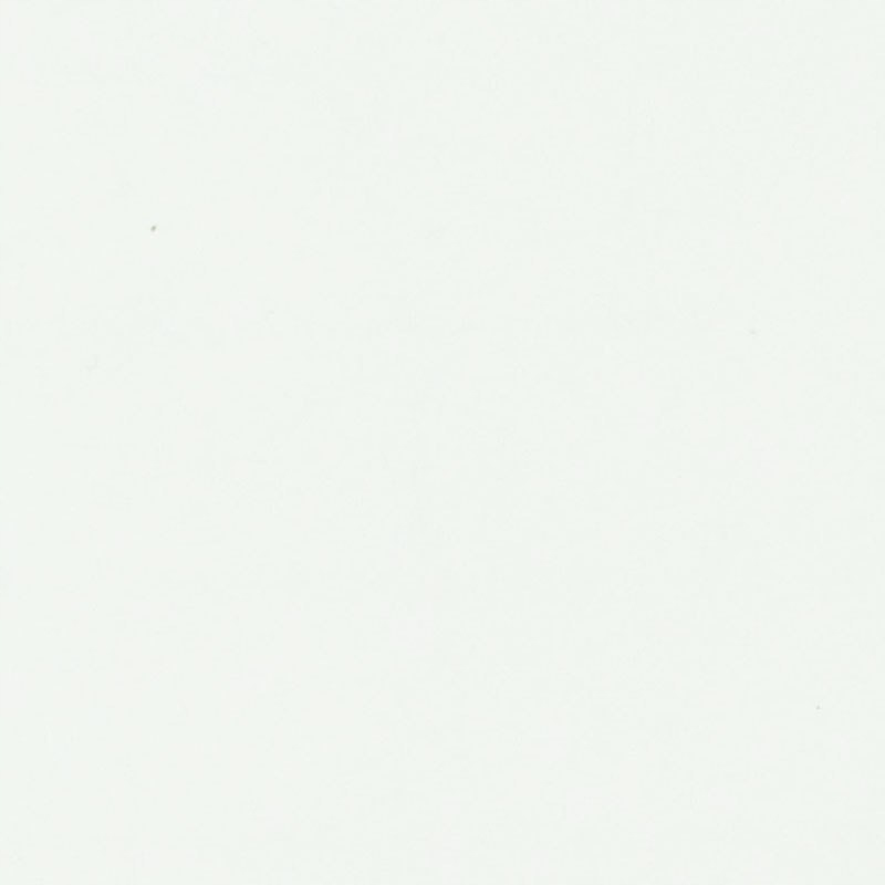 Folia odcinek matowa gładka biała 1,52x0,1m