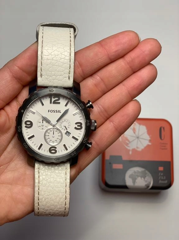 Zegarek Fossil JR1423 - tarcza stan idealny!