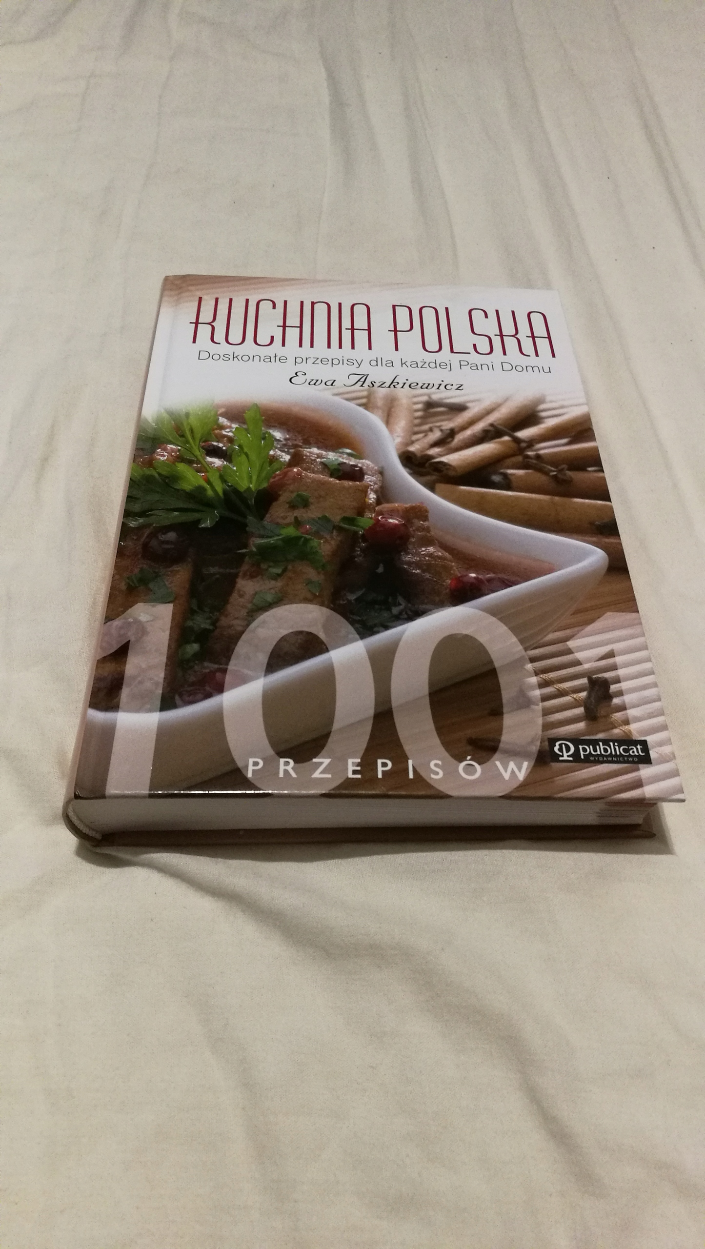 Kuchnia Polska 1001 Przepisów Ewa Aszkiewicz 7863175215