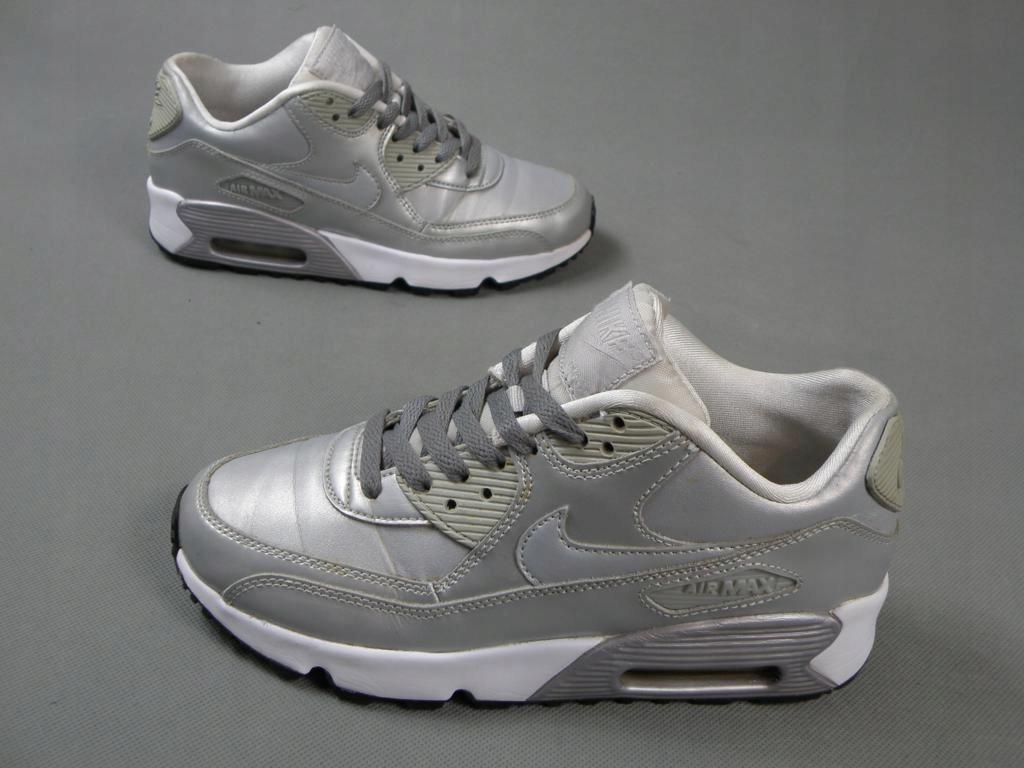 NIKE AIR MAX 90 SE skórzane buty sportowe 38