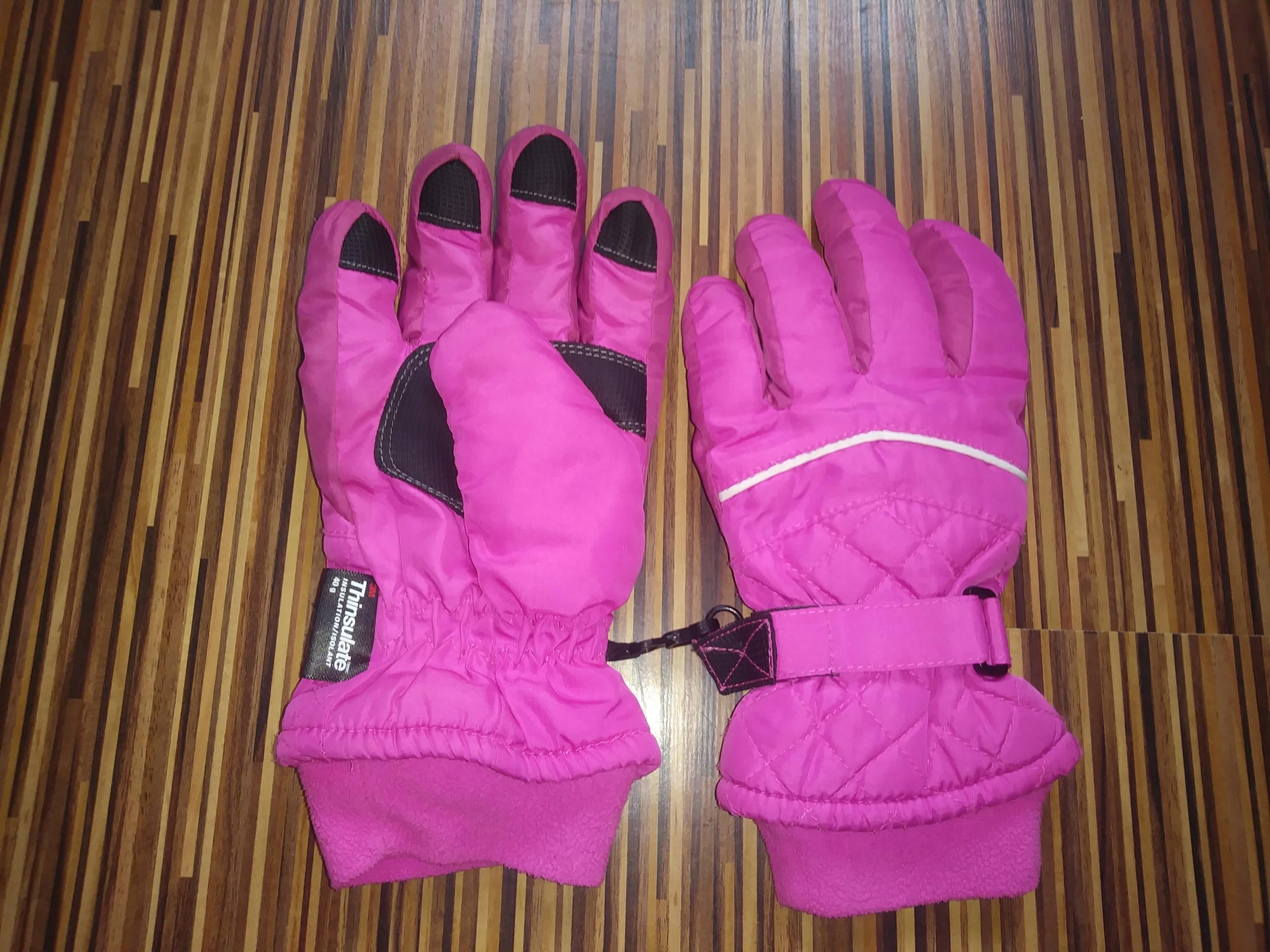 Rękawiczki 7-10 lat
