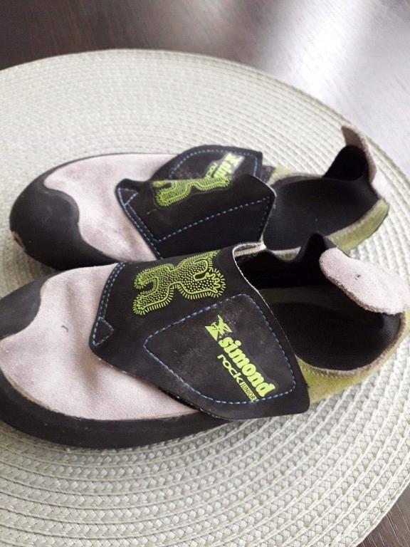 Buty wspinaczkowe Simond Rock Junior