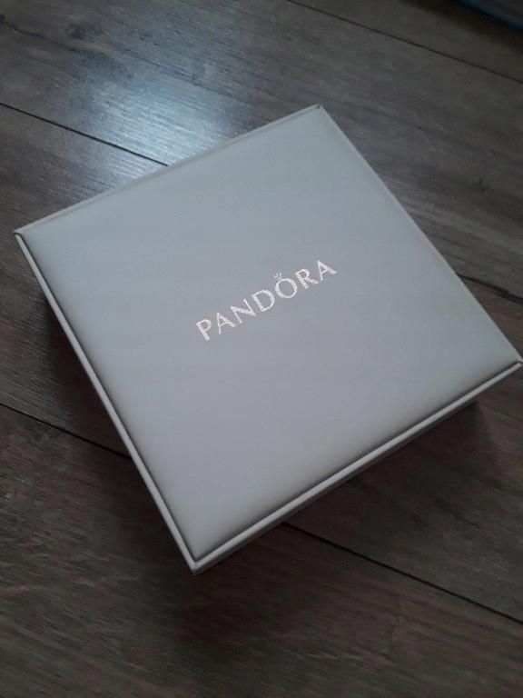 Szkatułka pudełko na biżuterię PANDORA